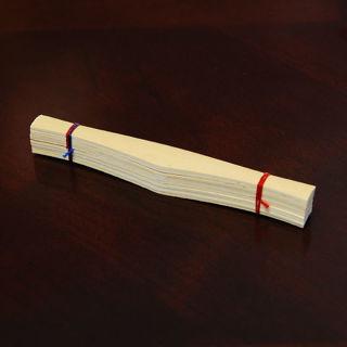 Hertzerg shape bassoon cane